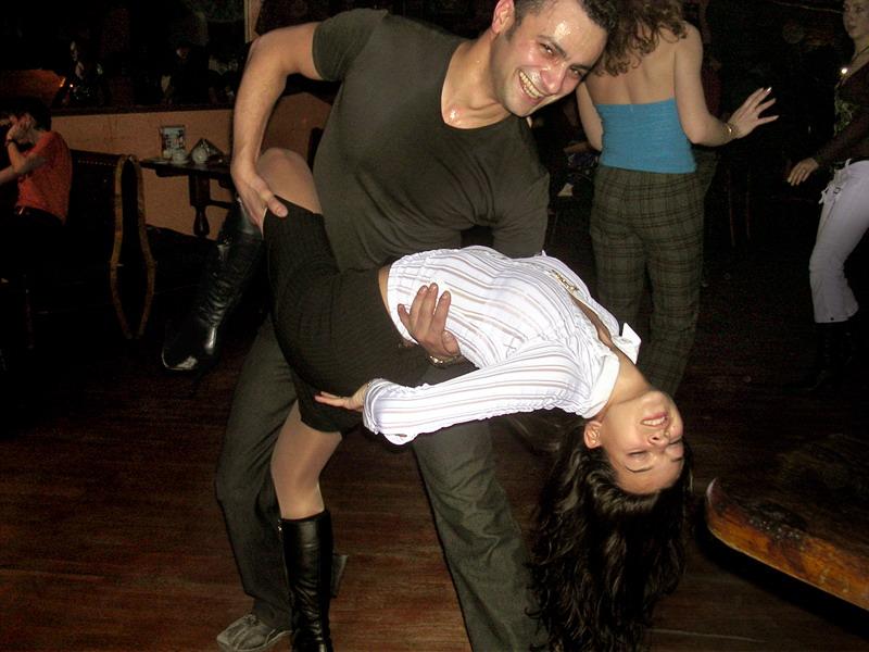 Еротицеский танец и трах