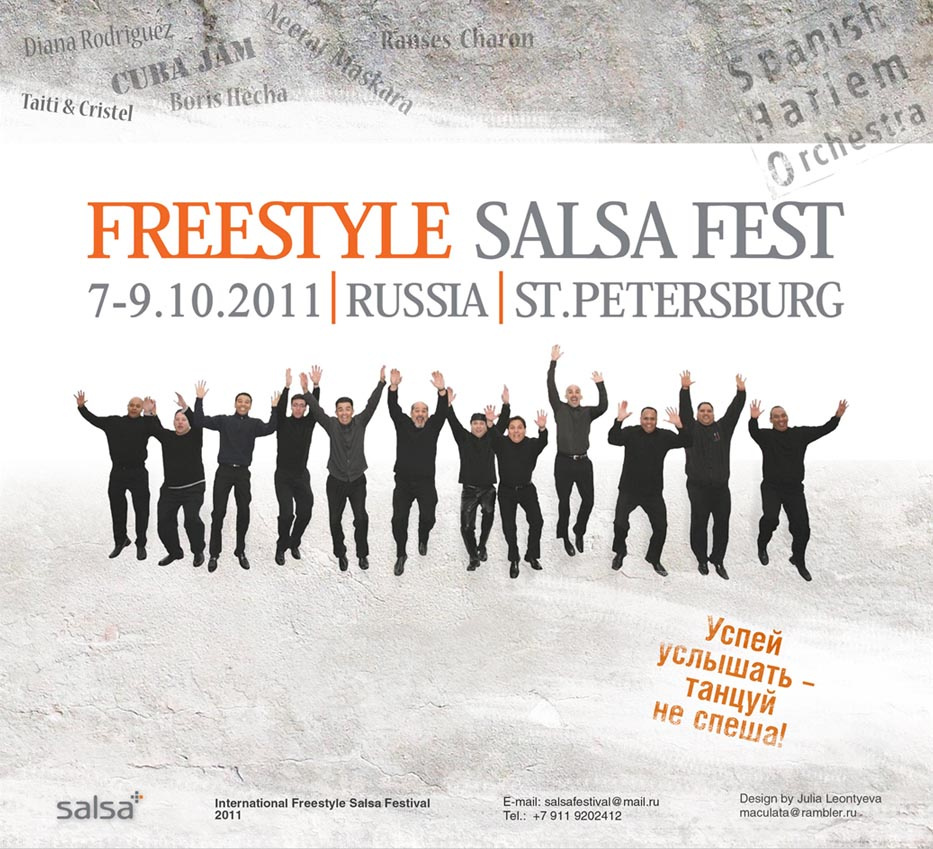FreeStyle Salsa Fest 2011
