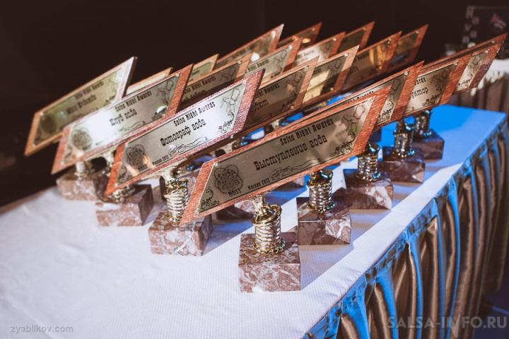 Вручение премии «Школа Дебют» по версии SNA 2011