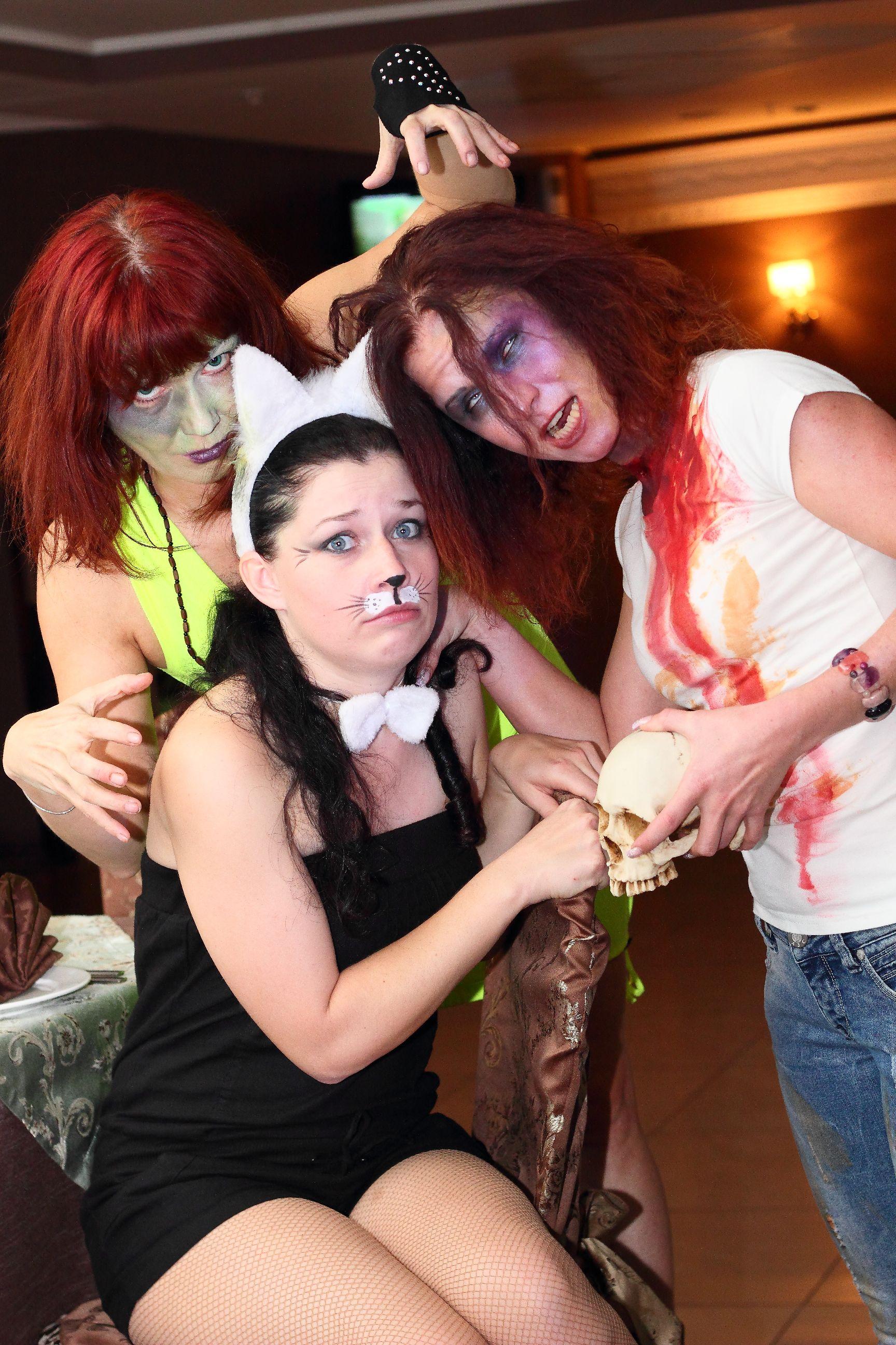 Halloween в клубе «Одесса»
